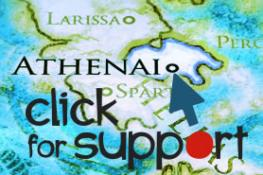 Click for Support conference Athens